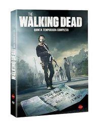 THE WALKING DEAD, TEMPORADA 5 (4 DVD)