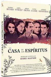 LA CASA DE LOS ESPIRITUS (DVD)