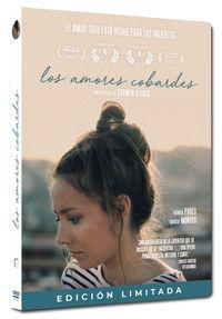 LOS AMORES COBARDES (DVD) * BLANCA PARES, IGNACIO MONTES