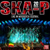 LIVE IN WOODSTOCK FESTIVAL POLAND (CD+DVD) * SKA-P