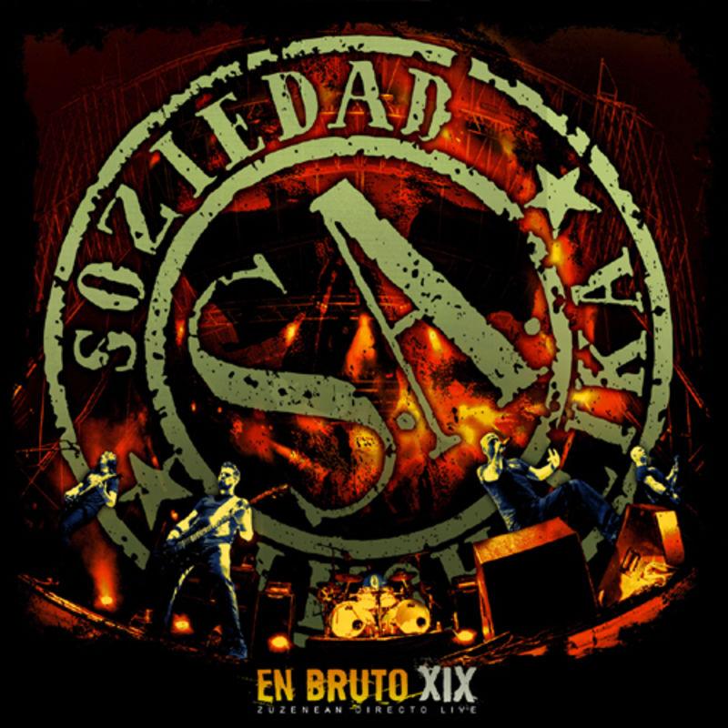 EN BRUTO XIX (DVD+CD)