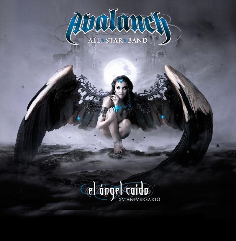 EL ANGEL CAIDO (XV ANIVERSARIO) (DIGIPACK)