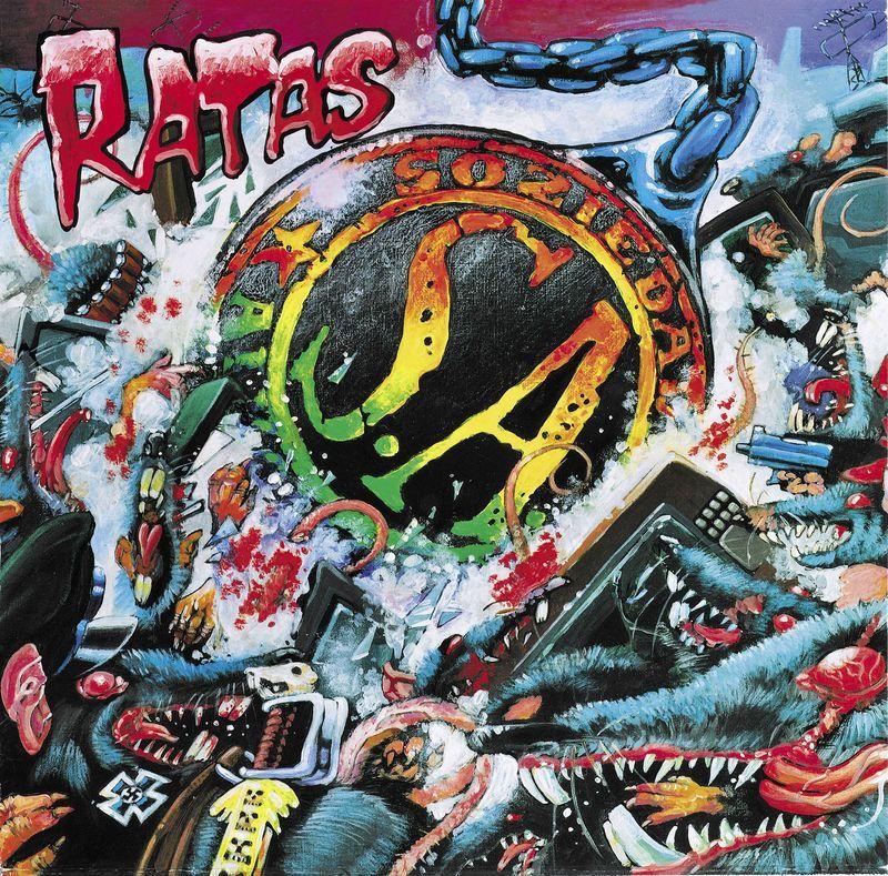 RATAS (LP)