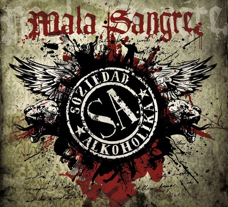 MALA SANGRE (LP)