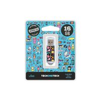 BE ORIGINAL * MEMORIA USB 16GB 2.0 CANDY POP R: TEC4001-16