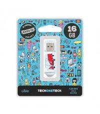 BE ORIGINAL * MEMORIA USB 16GB 2.0 CAMPER VAN-VAN R: TEC4004-16