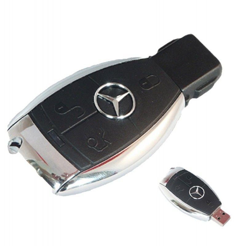 MEMORIA USB 32 GB LLAVE MERCEDES