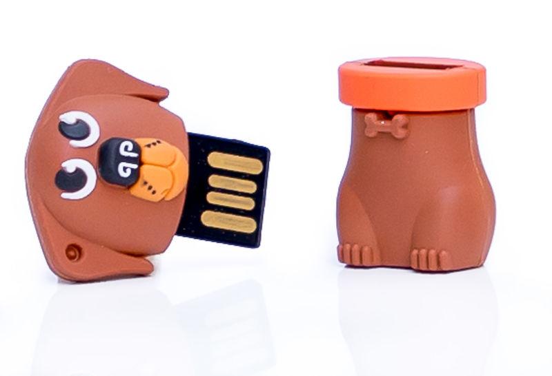 MEMORIA USB 32 GB DUBBY DU - EL PERRO