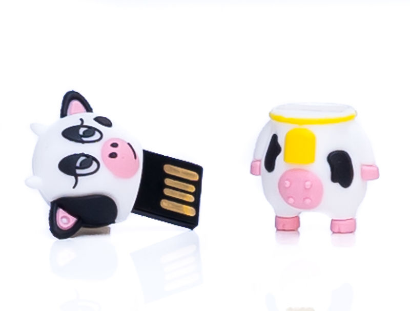 MEMORIA USB 32 GB PACA LA VACA