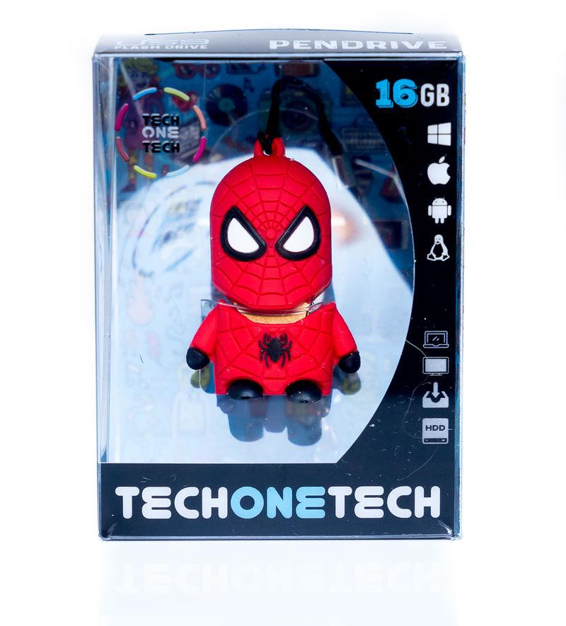 MEMORIA USB 32 GB SUPER SPIDER