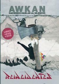 (LIBRO+2 CD+DVD) AWKAN HACIENDO HABLAR AL SILENCIO