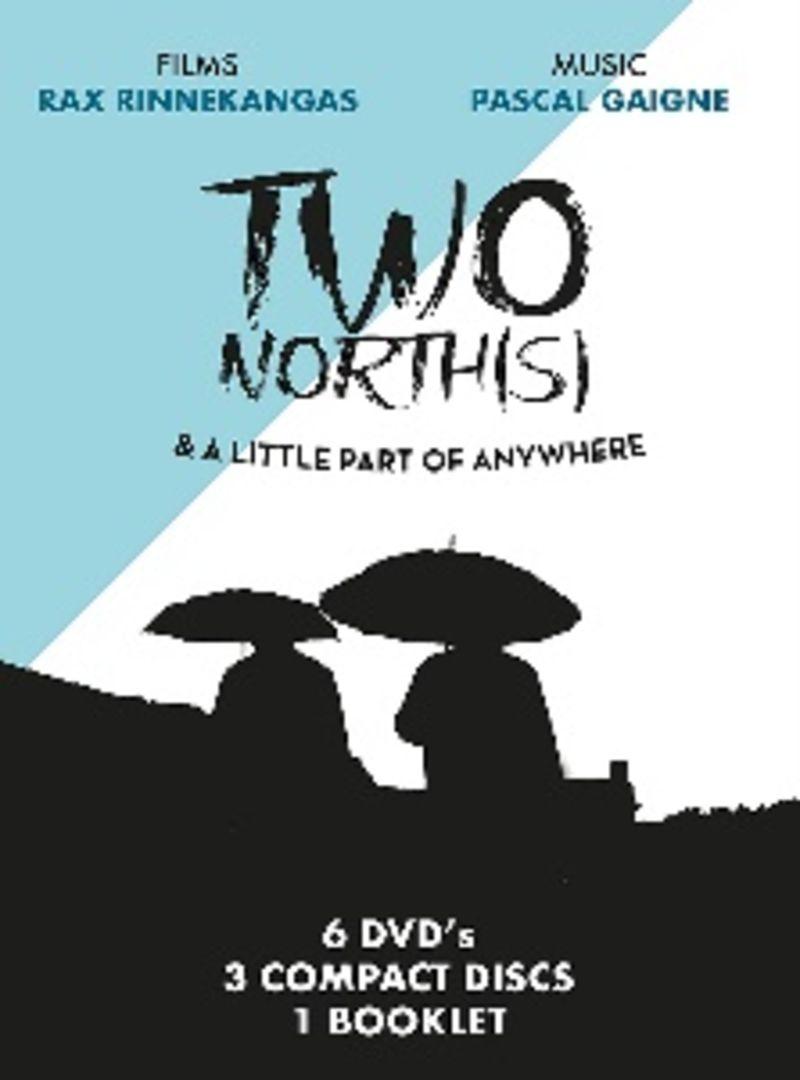 TWO NORTH (S) (B. S. O. ) (6 DVD+3 CD+LIBRO)