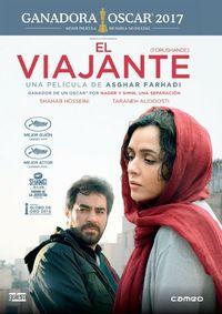 EL VIAJANTE (DVD) * TARANEH ALIDOOSTI / SHAHAB HOSSEINI