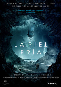 LA PIEL FRIA (DVD)