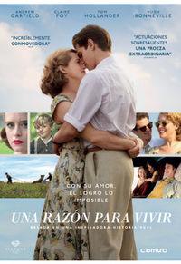 UNA RAZON PARA VIVIR (DVD) * ANDREW GARFIELD, CLAIRE FOY