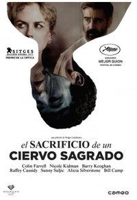 EL SACRIFICIO DE UN CIERVO SAGRADO (DVD)