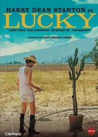 LUCKY (DVD) * HARRY DEAN STANTON