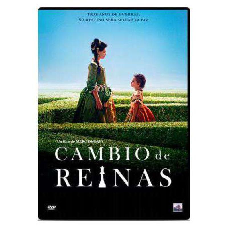 CAMBIO DE REINAS (DVD)