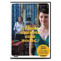 EL LEON DUERME ESTA NOCHE (2 DVD+LIBRO)