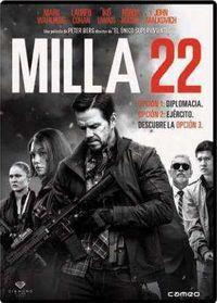 MILLA 22 (DVD)