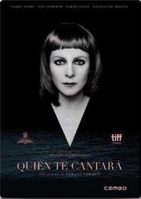 QUIEN TE CANTARA (DVD)