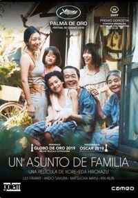 UN ASUNTO DE FAMILIA (DVD) * KIRIN KIKI, SOSUKE IKEMATSU