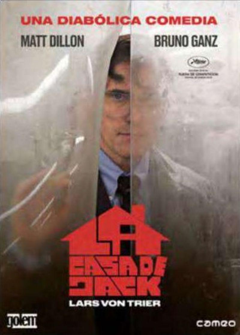 LA CASA DE JACK (DVD)
