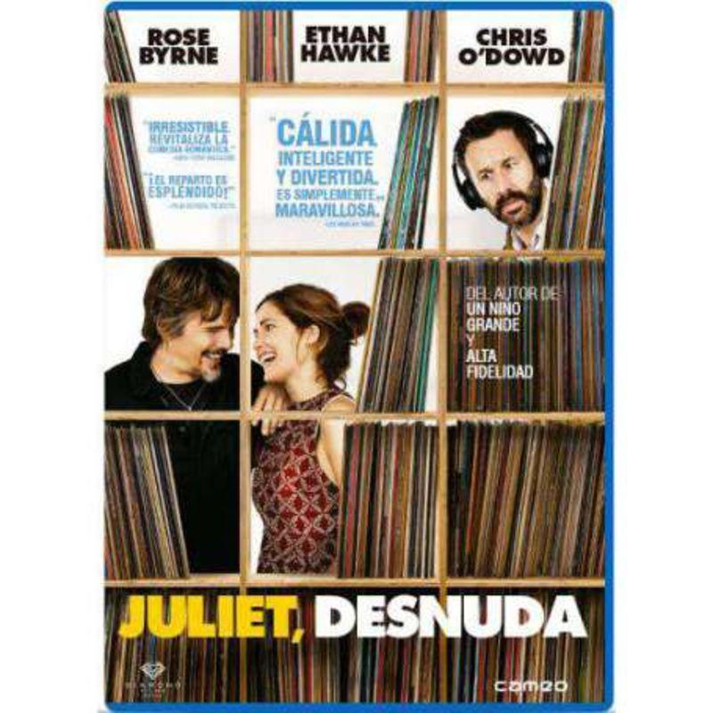 JULIET, DESNUDA (DVD)