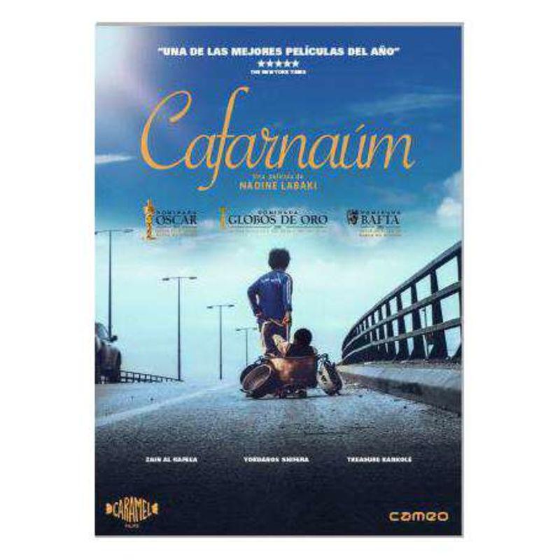 CAFARNAUM (DVD)