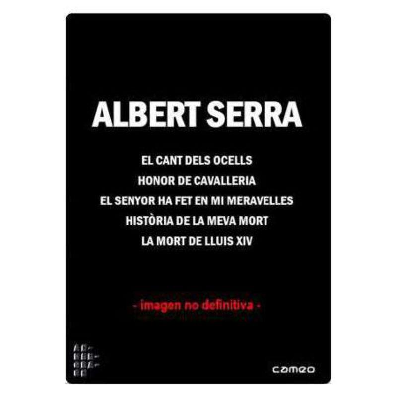 ALBERT SERRA (5 DVD)