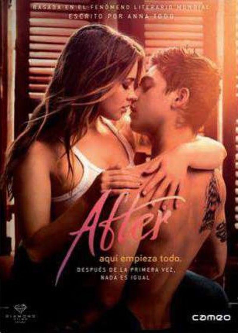 AFTER, AQUI EMPIEZA TODO (DVD)