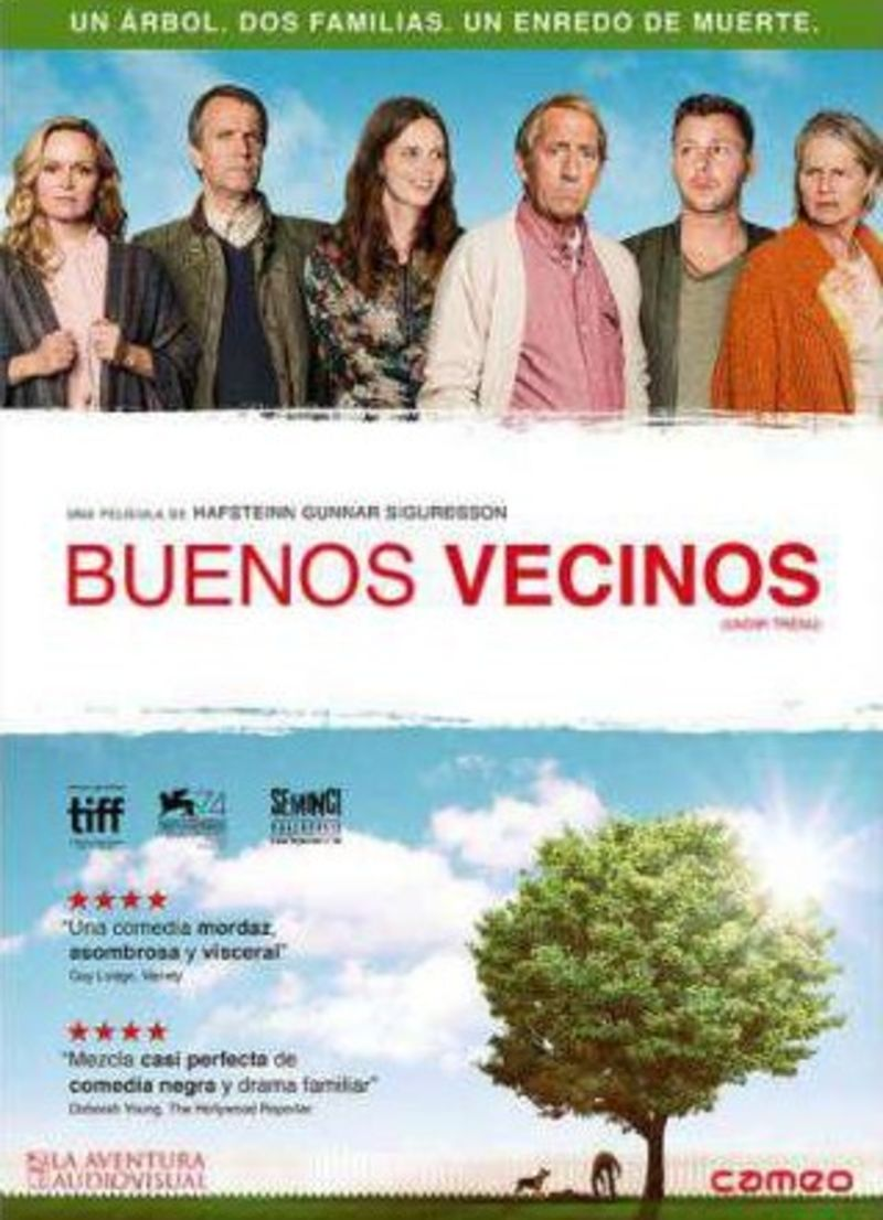 BUENOS VECINOS (DVD)