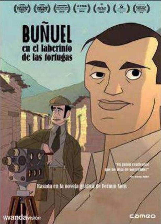 BUÑUEL EN EL LABERINTO DE LAS TORTUGAS (DVD)