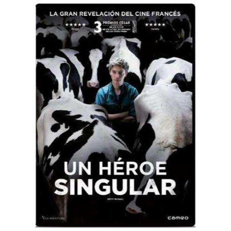 UN HEROE SINGULAR (DVD)