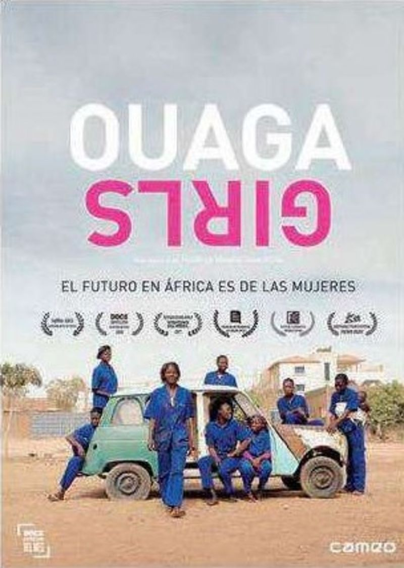OUAGA GIRLS (DVD)