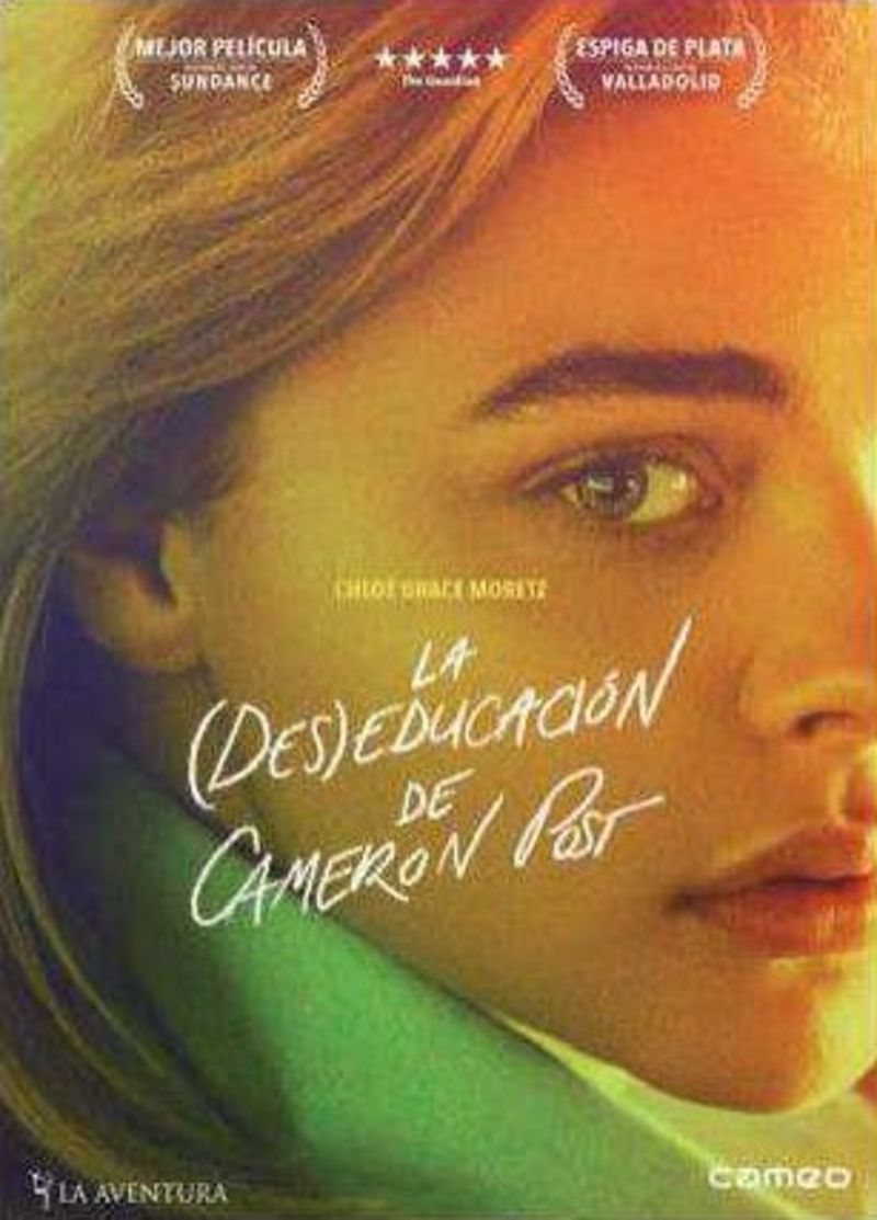 LA (DES) EDUCACION DE CAMERON POST (DVD)