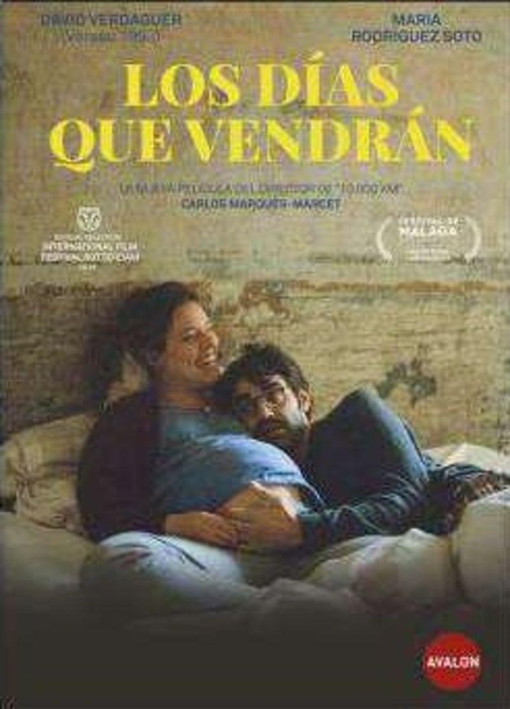 LOS DIAS QUE VENDRAN (DVD) * CARLOS MARQUES-MARCET