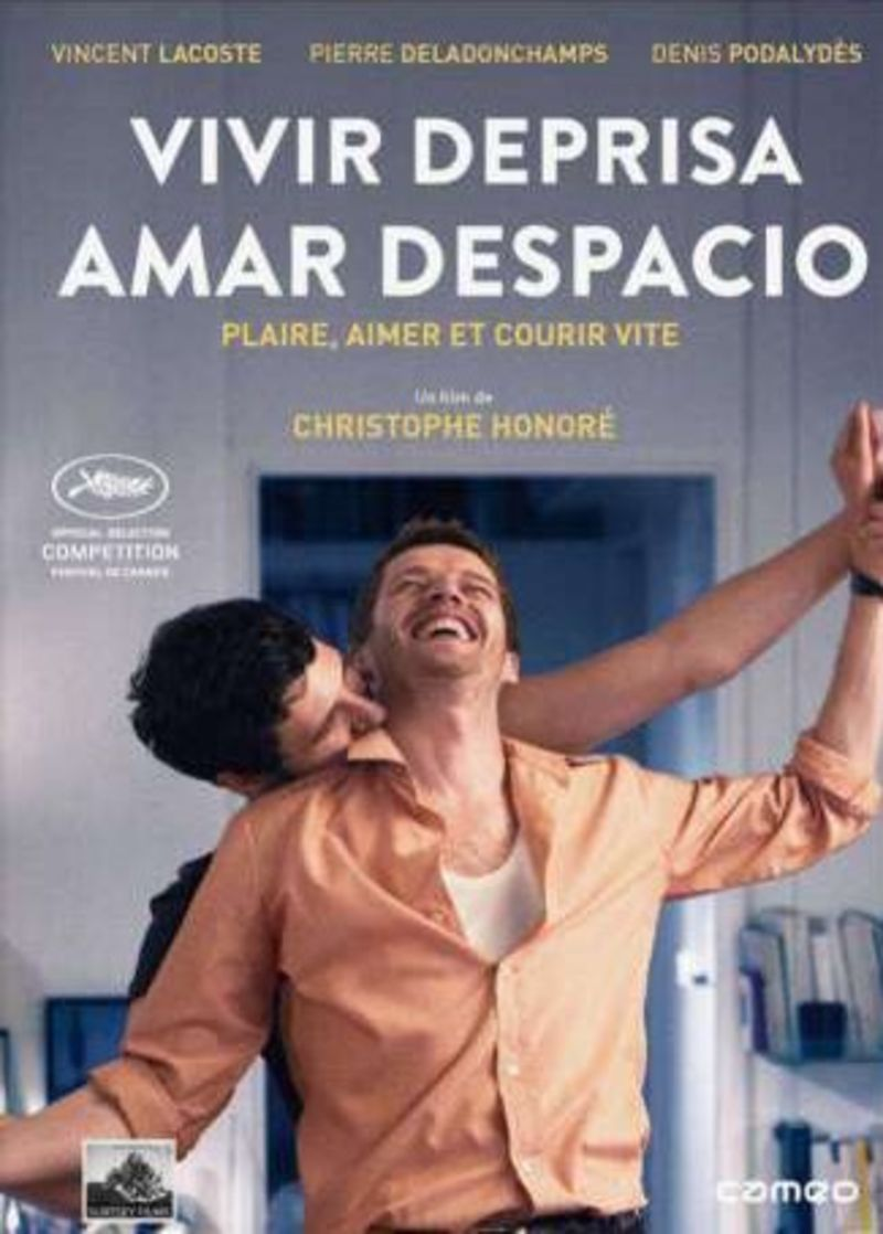VIVIR DEPRISA, AMAR DESPACIO (DVD)