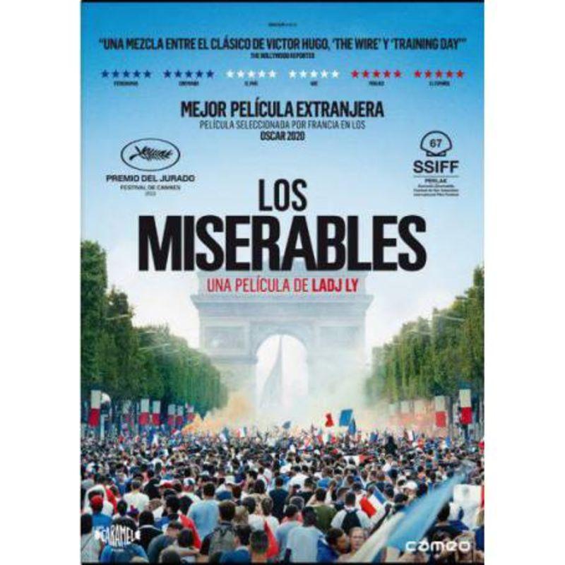 LOS MISERABLES (DVD)