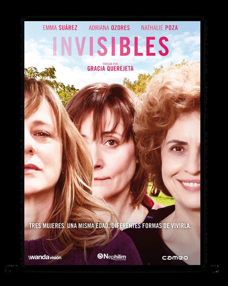 INVISIBLES (DVD) * EMMA SUAREZ / ADRIANA OZORES