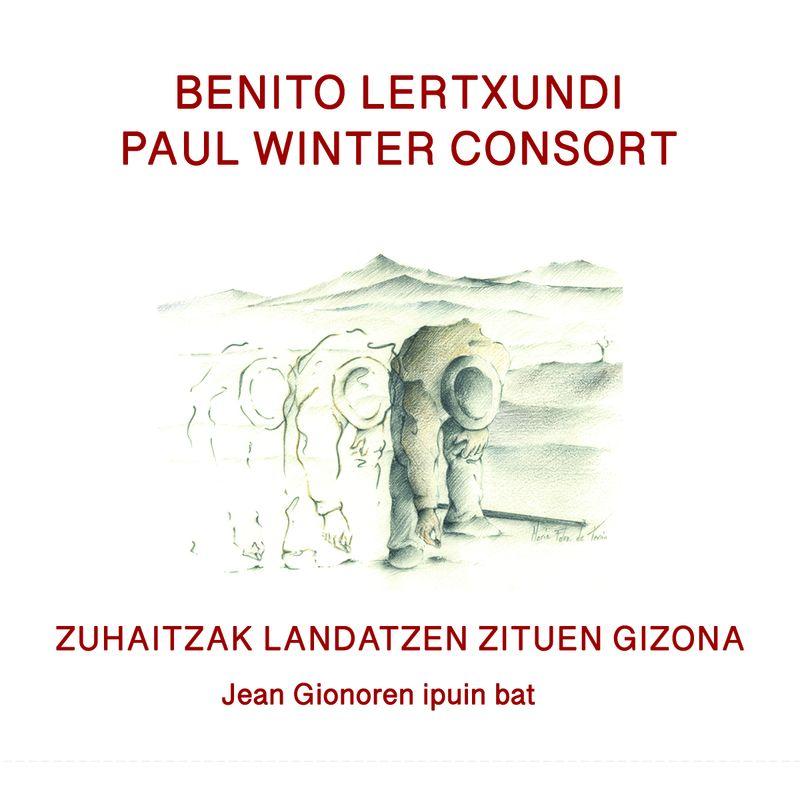 ZUHAITZAK LANDATZEN ZITUEN GIZONA (BERRITUA) / PA