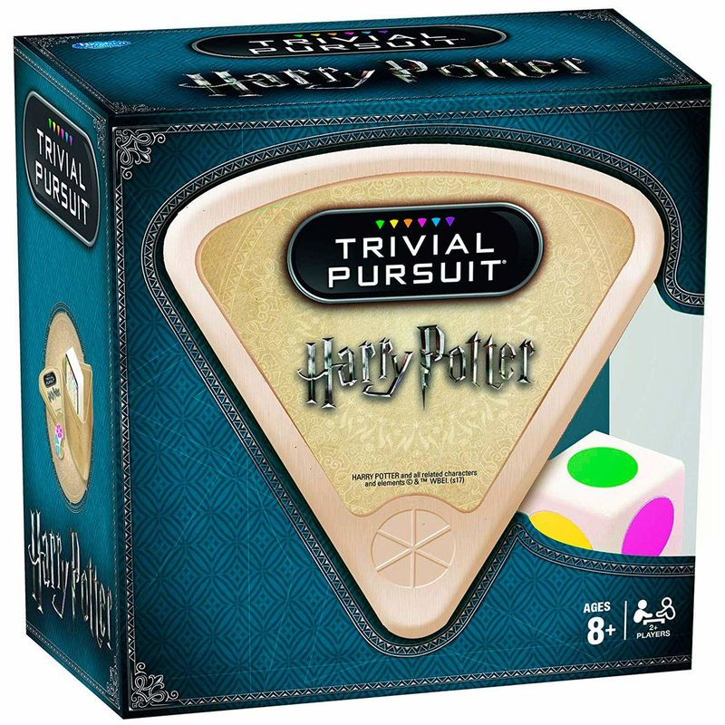 HARRY POTTER * TRIVIAL BITE