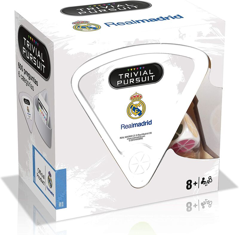 TRIVIAL BITE REAL MADRID CF