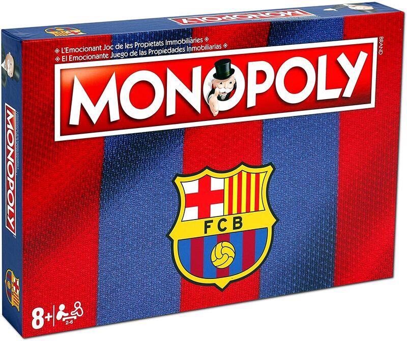 FC BARCELONA * MONOPOLY