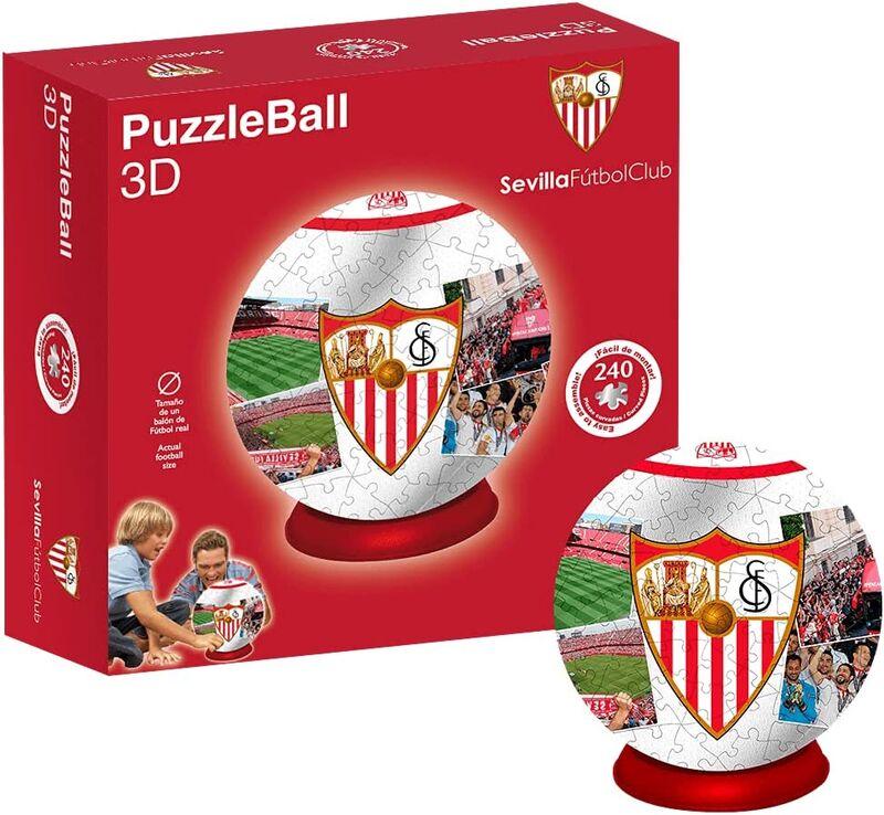 SEVILLA FC * PUZZLEBALL 8, 4