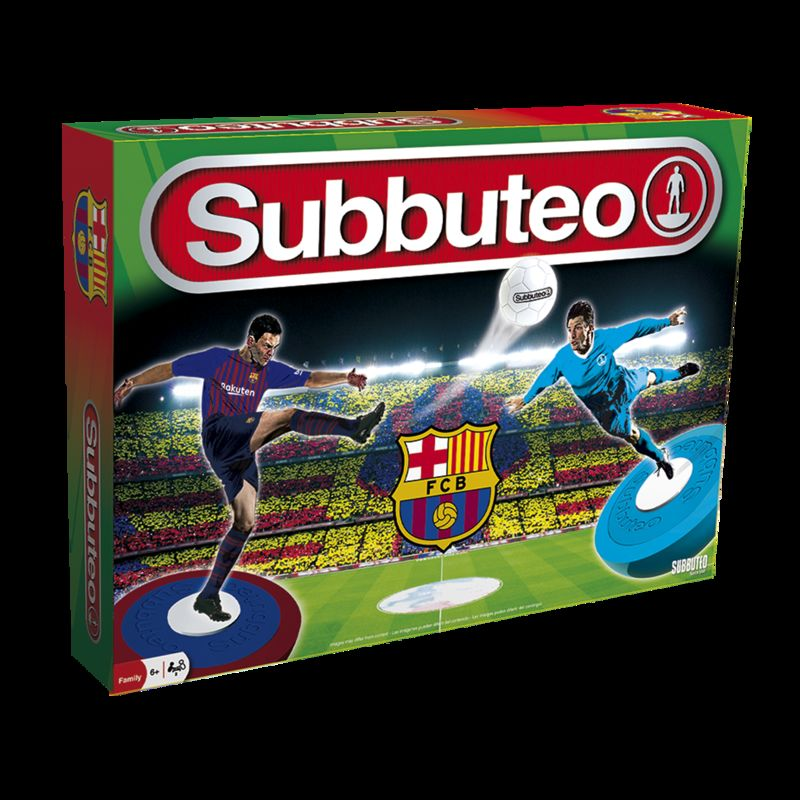 FC BARCELONA * SUBBUTEO PLAYSET R: 11053