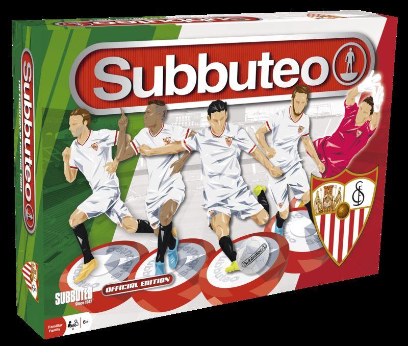 SEVILLA FC * SUBBUTEO PLAYSET R: 63645