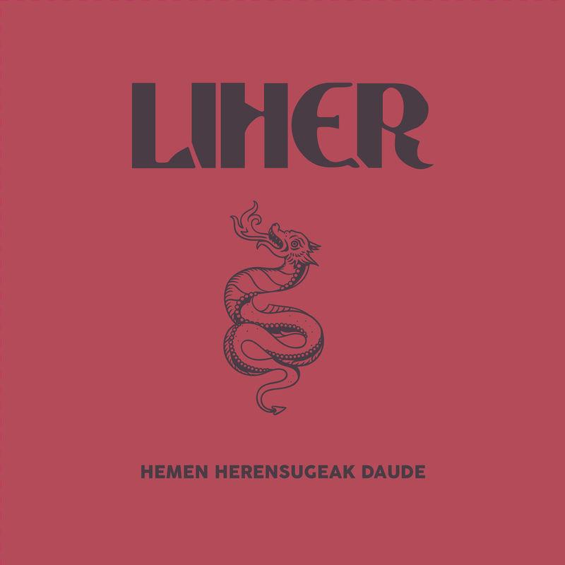 (lib+cd) Hemen Herensugeak Daude - Liher