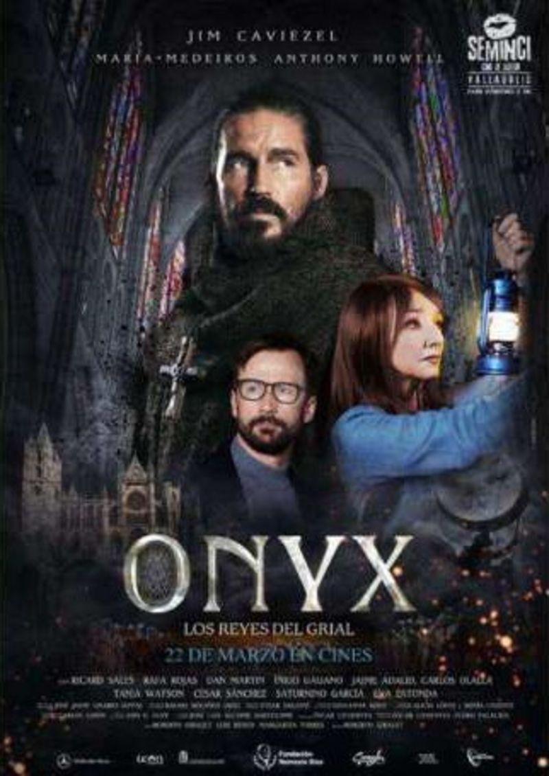 ONYS, LOS REYES DEL GRIAL (DVD) * JIM CAVIEZEL, MARIA DE MEDEIROS