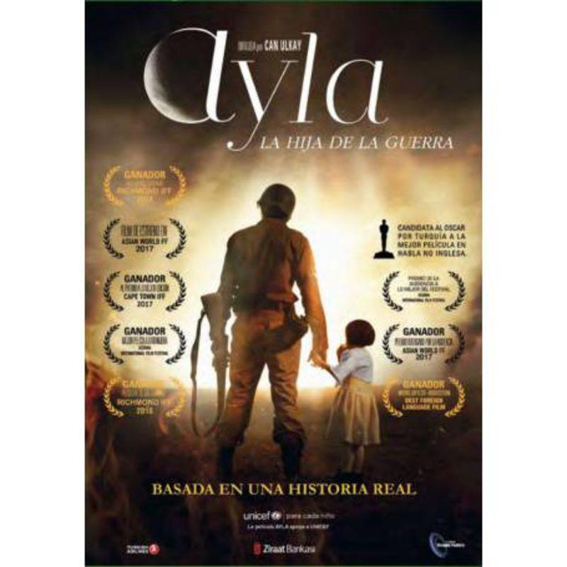 AYLA, LA HIJA GUERRERA (DVD) * ISMAIL HACIO